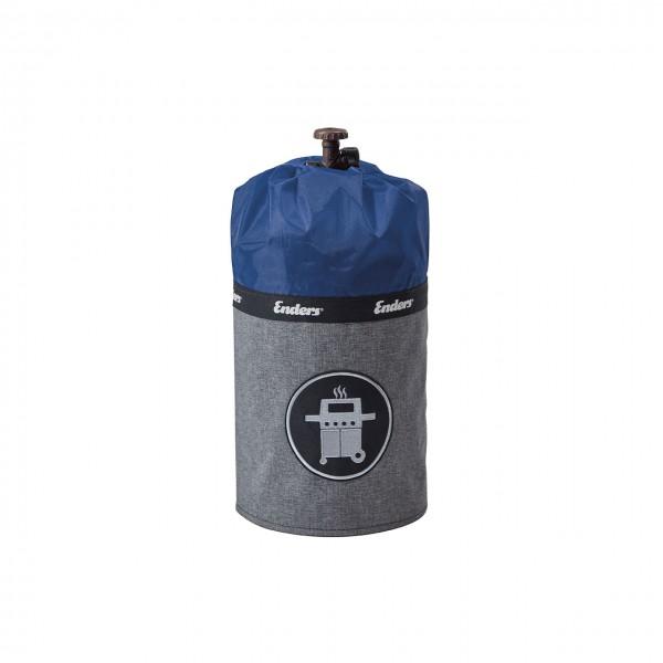 Gasflaschenhülle Style 5kg blue