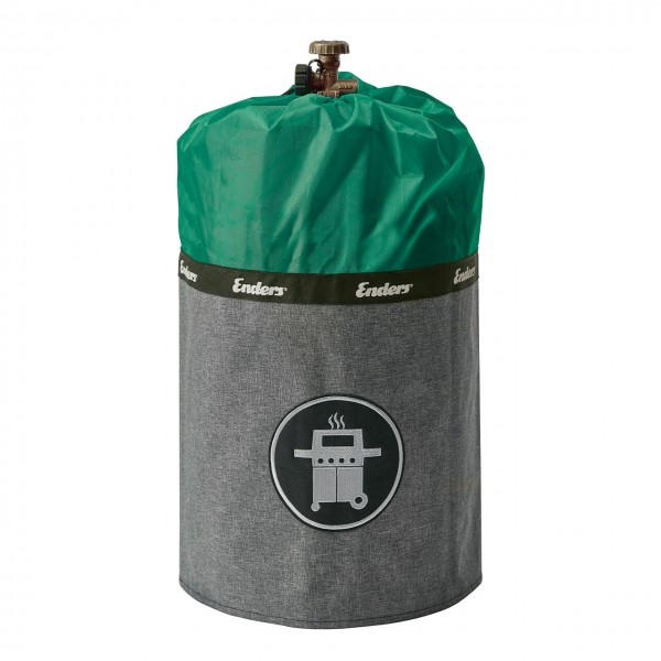 Gasflaschenhülle Style 11kg green