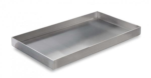 Edelstahl Plancha-Grillpfanne (Monroe)