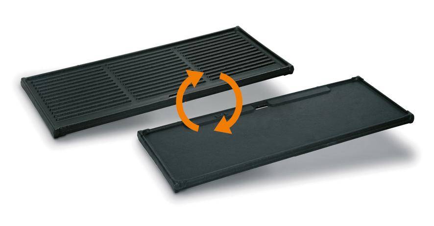 grillplatte 1 3 kansas 3 modelle ab 2014 grillplatten. Black Bedroom Furniture Sets. Home Design Ideas